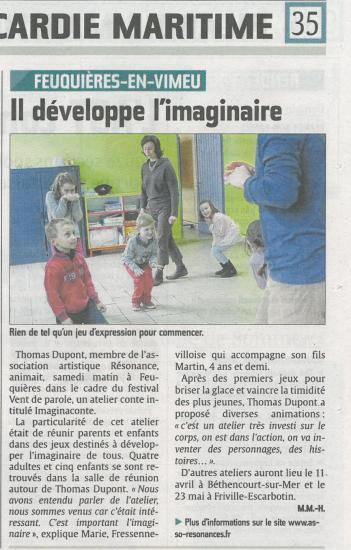 Courrier picard 30 mars vdp