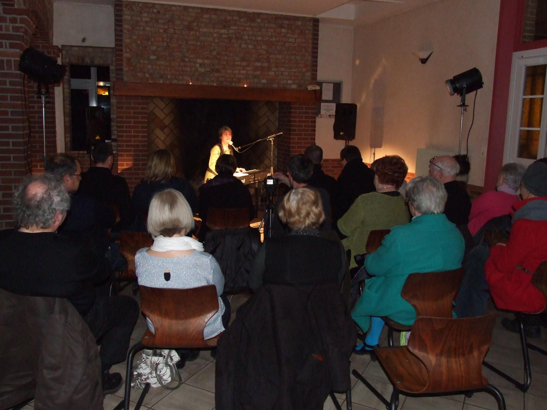 Concert d'Hélène Grandsire