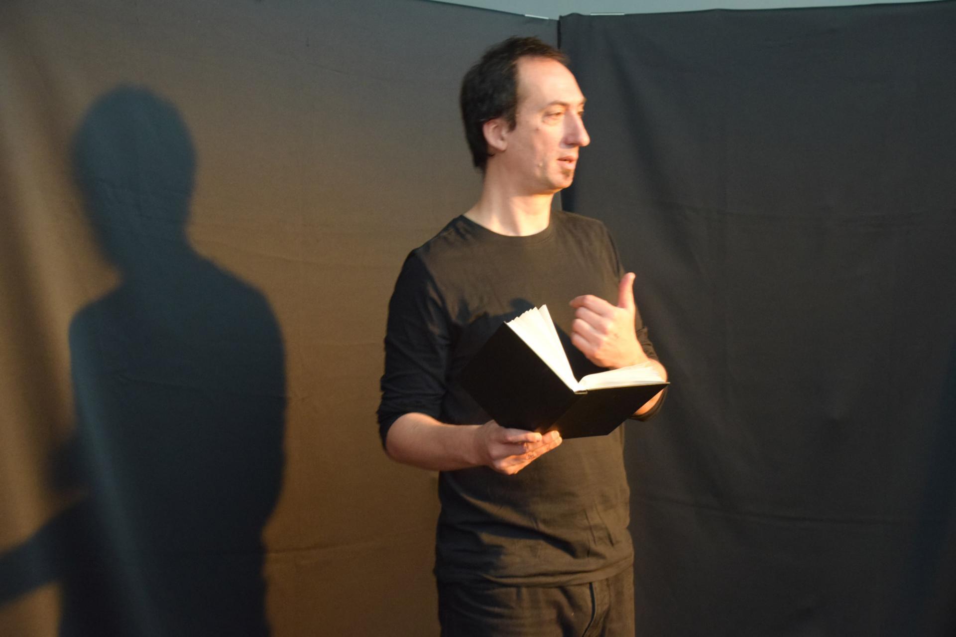 Olivier Ka, dans la Farandole de mots